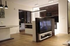 Apartament - Mokotów Salon