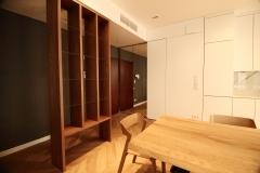 Apartament - Powiśle przedpokój 1