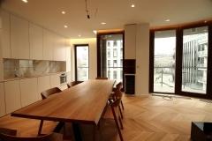 Apartament - Powiśle salon 1