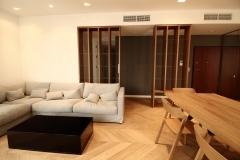 Apartament - Powiśle salon 2