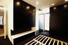 Apartament - Powiśle sypialnia 1