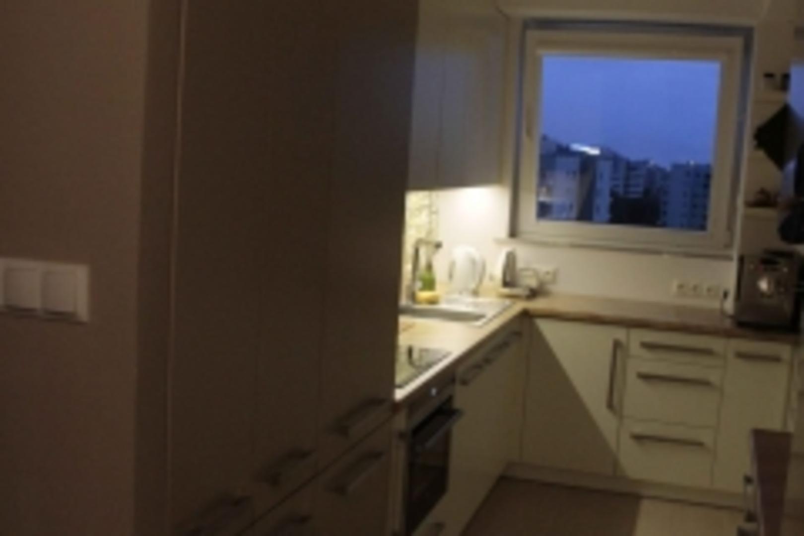 Mieszkanie - Służewiec Kuchnia 2
