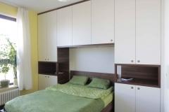 Mieszkanie Szczęśliwice Sypialnia 1