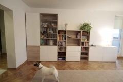 Mieszkanie - Żoliborz Salon 1