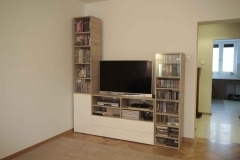 Mieszkanie - Żoliborz Salon 2